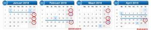 kalender circomotoriek 2