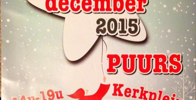 ECF op kerstmarkt Puurs