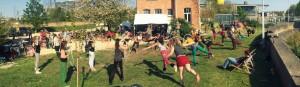 Hoopdance